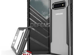 X-Doria Defense Shield - Etui aluminiowe Samsung Galaxy S10 (Drop test 3m) (Black)