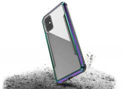 X-Doria Defense Shield - Etui aluminiowe Samsung Galaxy S20+ (Drop test 3m) (Iridescent)