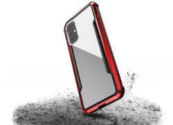 X-Doria Defense Shield - Etui aluminiowe Samsung Galaxy S20 (Drop test 3m) (Red)