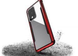X-Doria Defense Shield - Etui aluminiowe Samsung Galaxy S20 Ultra (Drop test 3m) (Red)