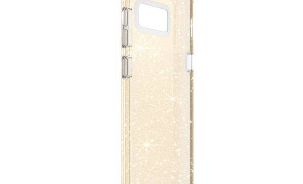 Speck Presidio Clear with Glitter - Etui Samsung Galaxy S8 (Gold Glitter/Clear) - zdjęcie 6