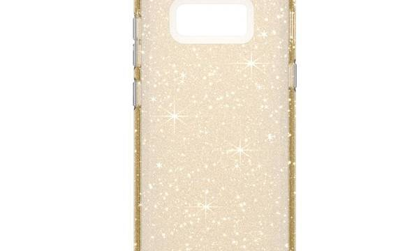 Speck Presidio Clear with Glitter - Etui Samsung Galaxy S8 (Gold Glitter/Clear) - zdjęcie 7