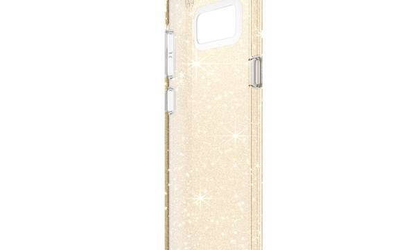 Speck Presidio Clear with Glitter - Etui Samsung Galaxy S8 (Gold Glitter/Clear) - zdjęcie 8