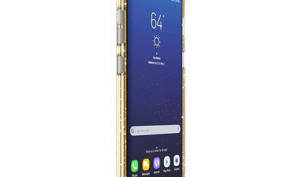 Speck Presidio Clear with Glitter - Etui Samsung Galaxy S8 (Gold Glitter/Clear) - zdjęcie 11