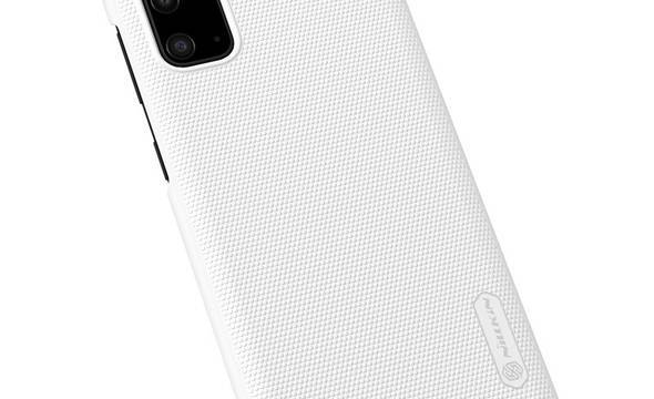 Nillkin Super Frosted Shield - Etui Samsung Galaxy S20 (White) - zdjęcie 3