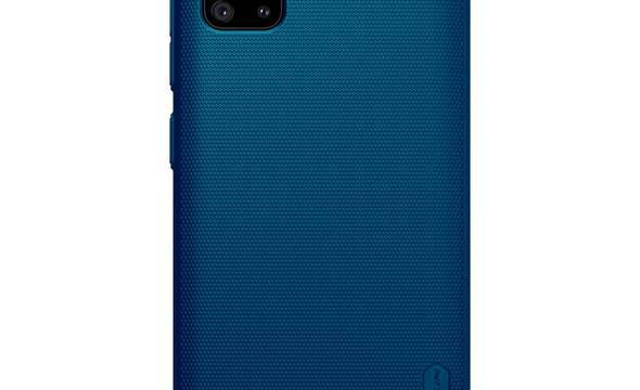 Nillkin Super Frosted Shield - Etui Samsung Galaxy A51 (Peacock Blue) - zdjęcie 3