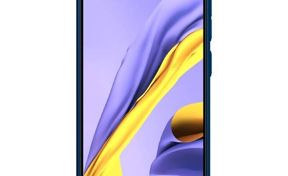Nillkin Super Frosted Shield - Etui Samsung Galaxy A51 (Peacock Blue) - zdjęcie 5