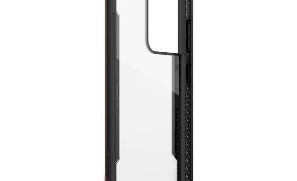 X-Doria Raptic Shield - Etui aluminiowe Samsung Galaxy S21 Ultra (Antimicrobial protection) (Red) - zdjęcie 6
