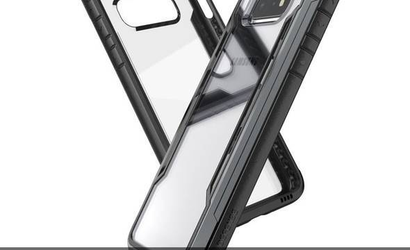 X-Doria Defense Shield - Etui aluminiowe Samsung Galaxy S10e (Drop test 3m) (Black) - zdjęcie 1
