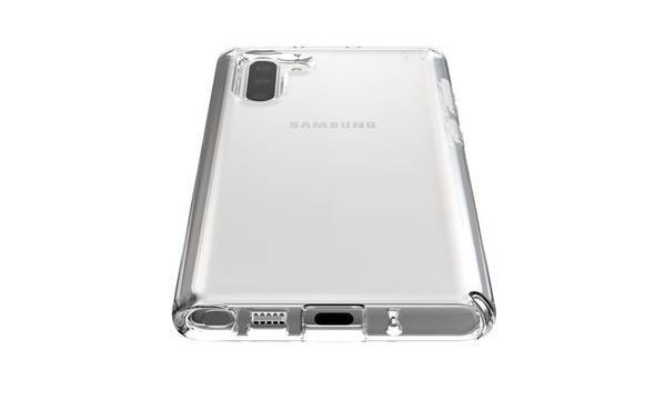 Speck Presidio Stay Clear - Etui Samsung Galaxy Note 10 (Clear/Clear) - zdjęcie 6
