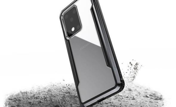 X-Doria Defense Shield - Etui aluminiowe Samsung Galaxy S20 Ultra (Drop test 3m) (Black) - zdjęcie 1
