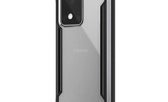 X-Doria Defense Shield - Etui aluminiowe Samsung Galaxy S20 Ultra (Drop test 3m) (Black) - zdjęcie 2