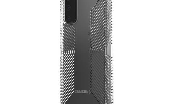 Speck Presidio Perfect-Clear with Grips - Etui Samsung Galaxy S20 (Clear/Clear) - zdjęcie 2