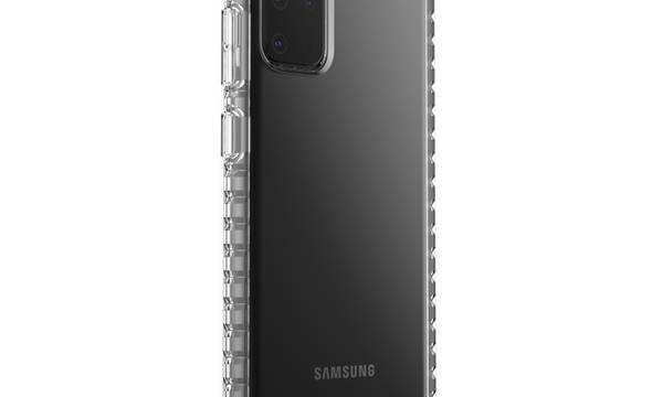 Speck Presidio Perfect-Clear with Impact Geometry - Etui Samsung Galaxy S20 (Clear/Clear) - zdjęcie 2