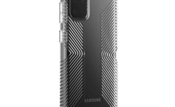 Speck Presidio Perfect-Clear with Grips - Etui Samsung Galaxy S20+ (Clear/Clear) - zdjęcie 3