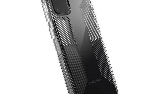 Speck Presidio Perfect-Clear with Grips - Etui Samsung Galaxy S20+ (Clear/Clear) - zdjęcie 5