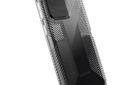 Speck Presidio Perfect-Clear with Grips - Etui Samsung Galaxy S20 Ultra (Clear/Clear) - zdjęcie 5