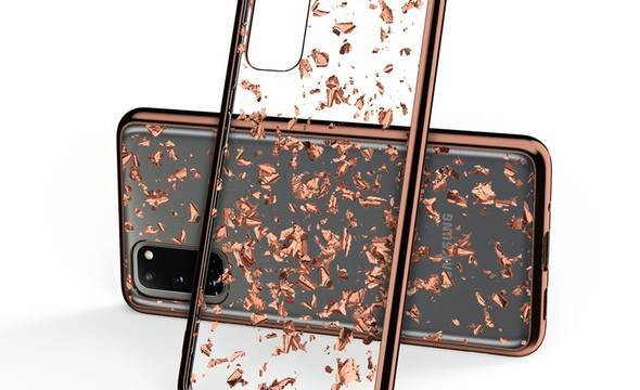 Zizo Refine - Etui Samsung Galaxy S20 (Rose Gold Exposure) - zdjęcie 8